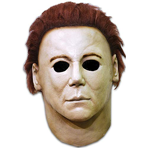 Trick or Treat Studios Men's Halloween 7-H2O Michael Myers Mask, Multi, One Size]()