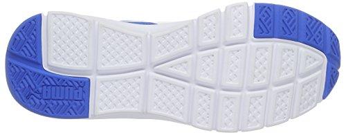 Sport Chaussures Flexracer Mixte De erwachsene bleu Puma Blau ngS7gU
