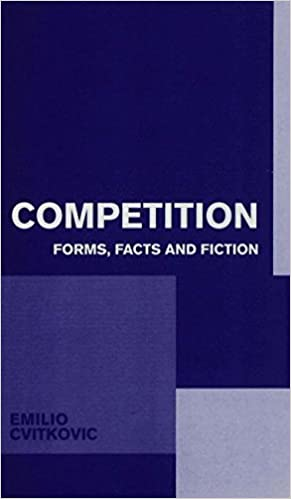 Book Competition: Forms, Facts and Fiction