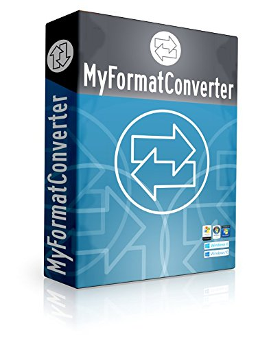 MyFormatConverter - Swiss pocket knife for media files - Audio and Video Converter Software