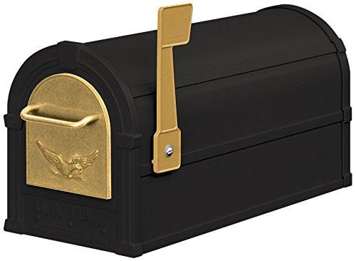 Salsbury Industries 4855E-BLG Eagle Rural Mailbox, - Series 4800