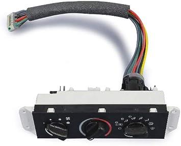 AC Control Unit OEM Mopar NEW 1999-2004 Jeep Wrangler TJ Heater