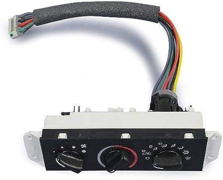 Amazon.com: 1994-2004 Jeep Wrangler A/c Ac Heater Heat Control Head Unit  Switch Mopar Oem: AutomotiveAmazon.com