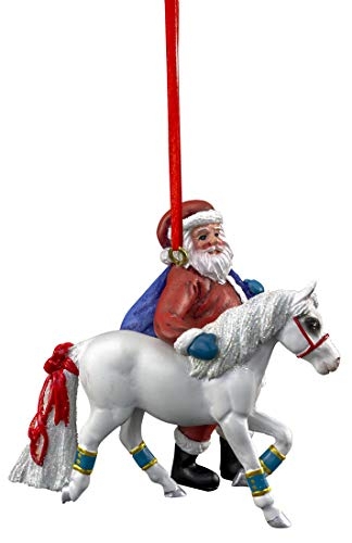 Breyer 2019 Holiday Christmas Ornament - Christmas Pony for Keeps | 2019 Holiday Collection | Limited Edition | Model #700652