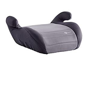 Mychild Button Booster Seat Black/Grey