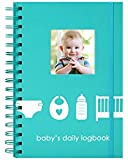 "Pearhead Baby's Daily Log Book ""Track and Monitor Your Newborn's Schedule"""