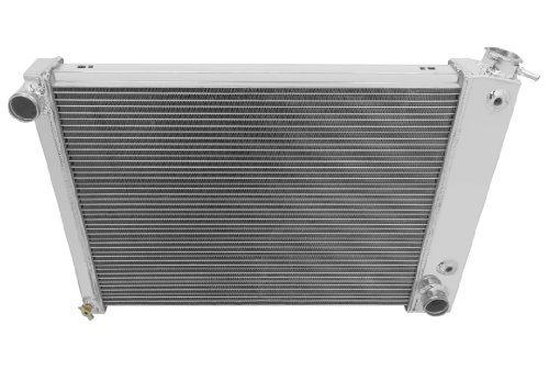 (Champion Cooling, Chevrolet Big Block Camaro 3 Row All Aluminum Radiator, CC370 )