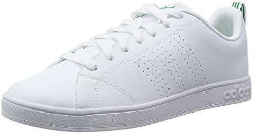 Adidas VS ADVANTAGE CI Sports Sneakers for Men, WhiteVerde