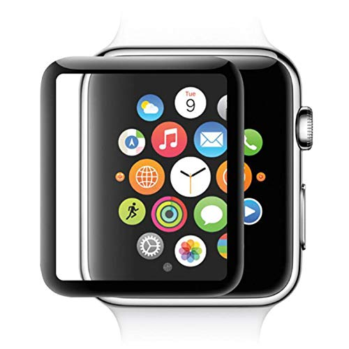 BATOP Apple Watch Screen Protector || 3D mesh Tempered Film Screen Protector Cover for Apple