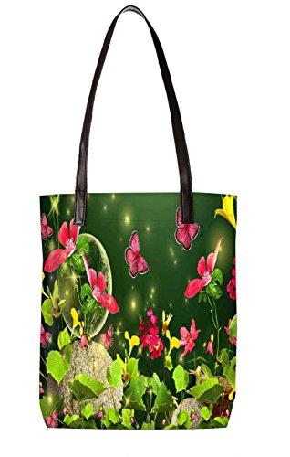 Snoogg Strandtasche, mehrfarbig (mehrfarbig) - LTR-BL-2629-ToteBag
