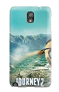 Slim Fit Tpu Protector Shock Absorbent Bumper Vanessa Hudgens Kailani Journey Mysterious Islands People Movie Case For Galaxy Note 3