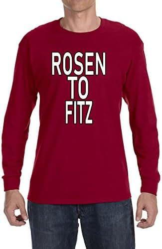 Tobin Clothing Cardinal Arizona Rosen to Fitz Long Sleeve Shirt
