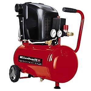 Einhell 4010460 Te-AC 230/24 Compressore Lubrificato, Rosso, 24 L 6 spesavip