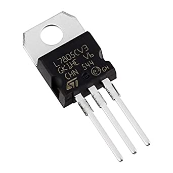 electrobot 7805 l7805cv lm7805 voltage regulator ic 5v (1 5a) packelectrobot 7805 l7805cv lm7805 voltage regulator ic 5v (1 5a) pack of 10 amazon in industrial \u0026 scientific