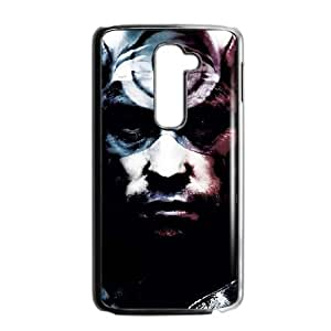 LG G2 Cell Phone Case Black Bullseye I3B5DY
