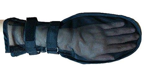 2 Finger Control Mitts Hand Restraints Gloves Medical Pro...