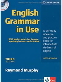 Amazon english as a second language books english grammar in use a self study reference and practice book for intermediate students fandeluxe Choice Image