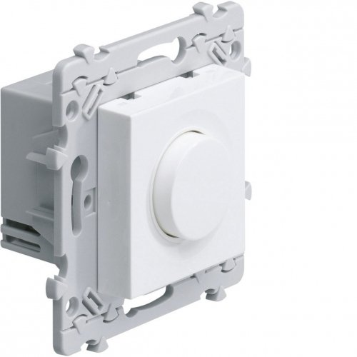 variateur rotatif 400 watts hager essensya lampe eco 11bchm0904200. Black Bedroom Furniture Sets. Home Design Ideas