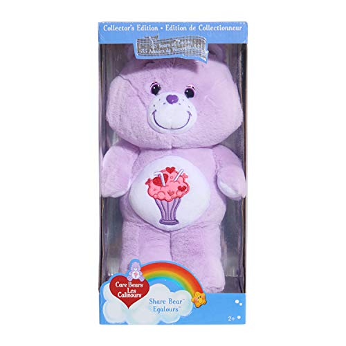 Just Play Care Bear Classic Plush Share