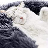 Pet Plush Bed Round, Mosunx Dog Cat Calming