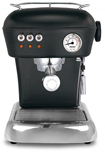 Ascaso Dream Up V3 Semi-Automatic Espresso Machine - Dark Black