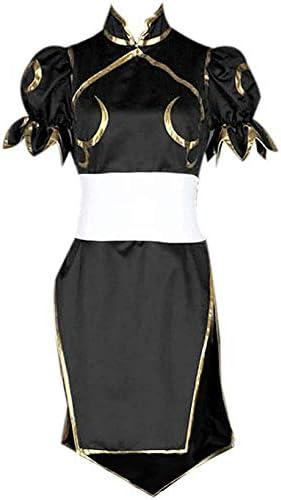 Chun li black dress _image0