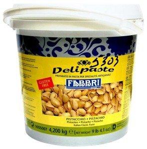 Fabbri Pistachio Paste 4.2kg (9.26 Poundss)