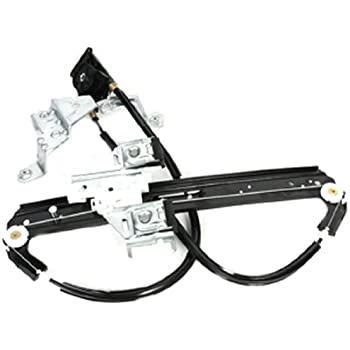 Amazon Com 99 06 Chevy Silverado Power Window Regulator With Motor