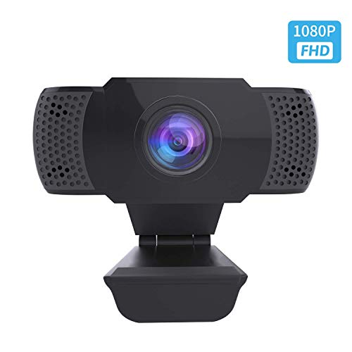 Ittiot 1080P Webcam with