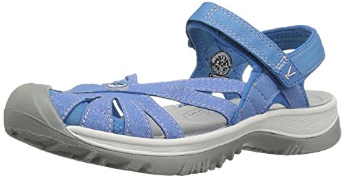 amp; Cendre Rose Bell Keen Trekking Wanderschuhe Blue Blue Sandal Damen pIYxwqa