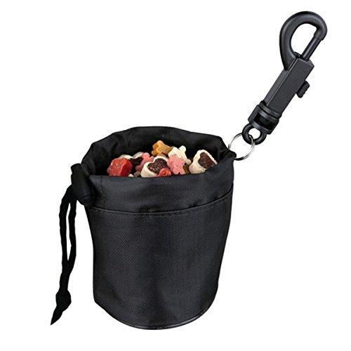 (H88-Mini Snack Bag Food Treat Storage Holder Training Pet Dog Cat Bird Puppy # 6500350 by H88)