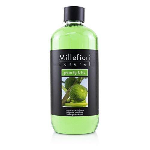 Millefiori Milano ricarica per diffusore a bastoncini 500 ml Green Fig & Iris