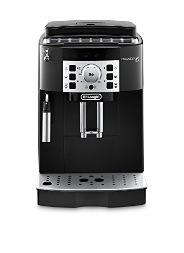 Delonghi ECAM22110B Super Automatic Espresso, Latte and Cappuccino Machine, Black by DeLonghi