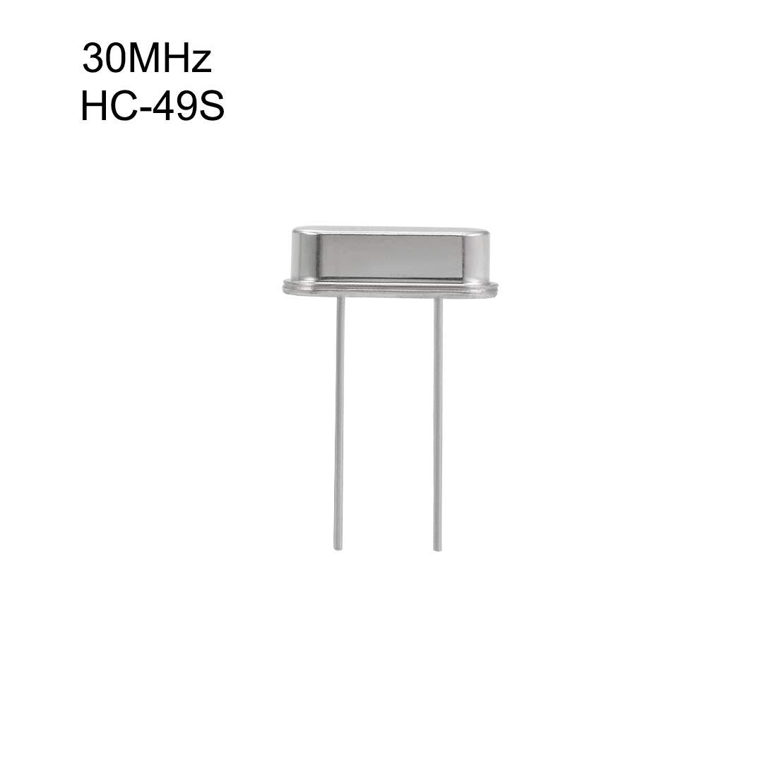 uxcell DIP Quartz Crystal Oscillators Resonators 18.432MHz HC-49S Replacements 20 Pcs