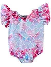 ca9379e1508e Baby Girl s Novelty One Piece Rompers