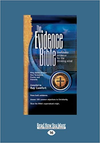 Evidence Bible NT (Large Print 16pt) Vol 2 of 3