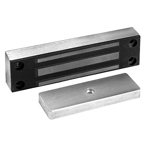 Sec Mcl-12M(S) Magnetic Cabinet Lock 12V Metric by Securitron
