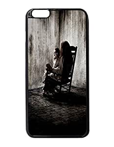 """The Conjuring Pattern Image Protective iphone 6 Plus (5.5"""") Case Cover Hard Plastic Case For iPhone 6 Plus - 5.5 Inches"""