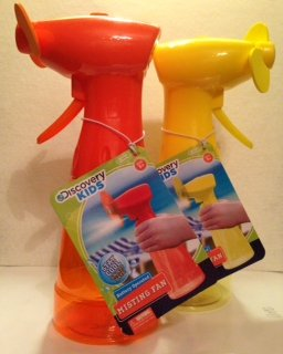 Discovery Kids Misting Fan 2 Pack