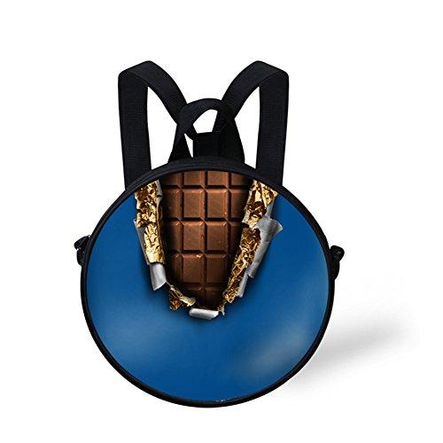 Shoulder Round Animals Bag Bag Nyec0553i Round FancyPrint Print wZq6U7