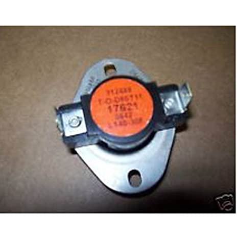 Coleman OEM Furnace 3 Replacement Limit Switch L140 S1-02634726001