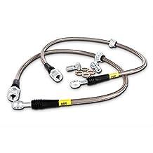 StopTech (950.66002) Brake Line Kit, Stainless Steel