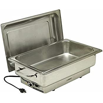 Amazon Com Electric Chafing Dish Water Pan Catering By