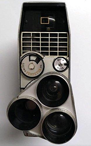 (Bell & Howell Electric Eye 8mm Film Camera Perpetua)