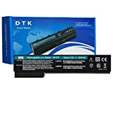 DTK CC06XL 628668-001 628666-001 Laptop Battery Replacement for HP EliteBook 8460p 8460w 8470p 8470w 8560p 8570p ProBook 6360t 6460b 6465b 6470b 6560b 6570b Notebook 10.8V 56Wh