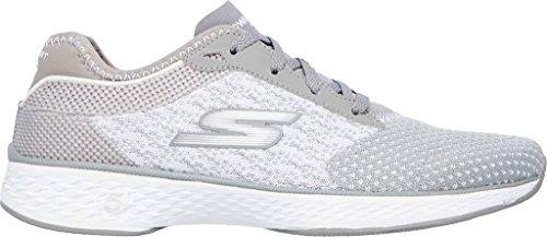Skechers Performance Womens Go Sport Walking Shoe Grey
