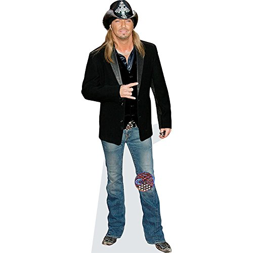 Bret Michaels Life Size Cutout
