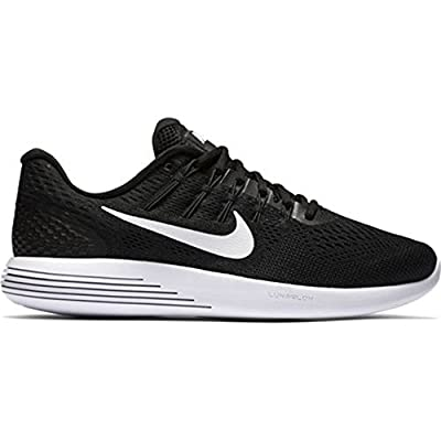 Nike Womens Lunarglide Black / White - Anthracite