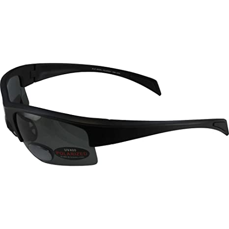 fbd03f42afd Image Unavailable. Image not available for. Color  BlueWater Polarized  Bifocal 2 Sunglasses ...