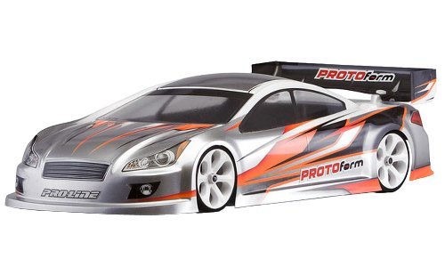 Pro-Line Racing 152425 P37N Light Weight Clear Body for 200mm